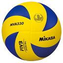 排球 - バレーボール 練習球 5号 MVA330【MIKASA】ミカサ バレーボール