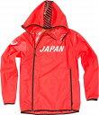 『世界陸上応援グッズ』☆送料無料☆日本代表ウインドジャケット【ASICS 417A01-JP29】