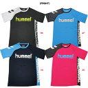 ☆ネコポス対応☆ハンドボール Tシャツ(HAP1135H)【hummel】ヒュンメル ハンドボール ウェア