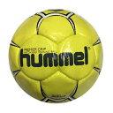 ハンドボール(屋内) PREMIER GRIBP HANDBALL/プレミアグリップハンドボール【HUMMEL】HM204157-5112(YELLOW/WHITE)