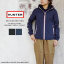 ハンターHUNTER ORIGINAL SHELL JACKET WOMENS(WRO1243WAU)/MENS(MRO4170WAU)〔TB〕【あす楽】