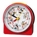 【ポイント3倍】セイコークロック ディズニー 目覚まし時計 キャラクタークロック 置時計 FD480R SEIKO 正規品【プレゼントにおすすめ】【時計と雑貨の通販サイトFLOAT】