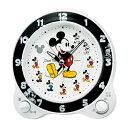 【ポイント3倍】セイコークロック ディズニー ミッキーマウス 目覚まし時計 キャラクタークロック 置時計 FD461W SEIKO 正規品【送料無料】【プレゼントにおすすめ】【時計と雑貨の通販サイトFLOAT】