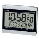 【ポイント3倍】カシオクロック ダブル電子音アラーム デジタル 電波時計 置時計 カレンダー 温度・湿度表示 目覚まし時計 DQD-720J-8JF CASIO 正規品【送料無料】【プレゼントにおすすめ】【時計と雑貨の通販サイトFLOAT】