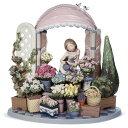 リヤドロ 人形【リヤドロ】ロマンティックな朝8250【結婚祝】【出産祝】【退職祝】【引越祝】【還暦祝】【記念品】