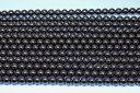 天然石6mm a0619 ヘマタイト 約38-40cm(石・天然石・パワーストーン)