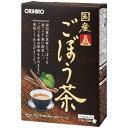 オリヒロ 国産ごぼう茶100%/美容 ノンカフェイン リラックスタイム 健康管理