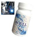 送料無料☆3個セット SCULL スカル/サプリメント 男性 健康