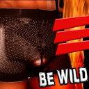 【メール便送料無料★P10倍☆2個セット】BE-WILD ビーワイルド/ボクサーパンツ 締め付け メンズ 男性 健康 メンズサポート下着