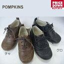 POMPKINS(ポプキンズ)ウイングチップシューズ[チャ/クロ](22〜24cm)入学式 卒業式 結婚式 発表会 靴 シューズ フォーマル ジ..
