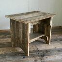 リサイクルウッド・ベンチLシング木製ベンチ ウッドベ
