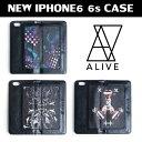 【Alive Athletics】【iPhoneケース】NEW!! ALIVE (アライブ) iPhone6/6s Case (アイフォン6 6s ケース)手帳型ケース 春夏 NEW 【メール便対応可】532P14Aug16