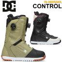 [在庫限りfollows特別価格] 19-20 DC SHOE ディーシー シュー ブーツ CONTROL コントロール スノーボードブーツ BOOTS メンズ 正規品 ..