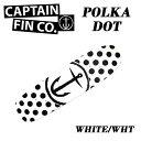 街上運動 - [9月入荷予定] [数量限定] CAPTAIN FIN キャプテンフィン スケートボード デッキ POLKA DOT ポルカドット 8.875インチ Skateboard decks スケボー