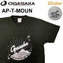 ショッピングスノーボード 2020 OGASAKA オガサカ Tシャツ 半袖 AP-T-MOUN [21] [22] OGASAKA Snowboard スノーボード アパレル