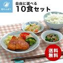 【送料無料】低たんぱく食 自由に選べる10食セット 冷凍弁当 冷凍食品 冷凍おかず