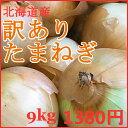 【訳あり】北海道産たまねぎ(9kg入)