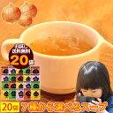 スープ 20食  ポイント消化 500円 ワンコイン お試