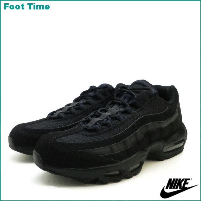 Nike Air Max 95 All Black On Feet