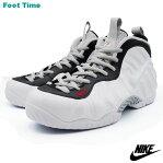 NIKE AIR FOAMPOSITE PRO ナイキ エア フォームポジット プロ WHITE/WHITE-BLACK ホワイト/ホワイト-ブラック 624041-103 靴 メンズ靴 スニーカー