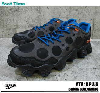 Reebok Reebok ATV 19 PLUS BLACK/BLUE/NACHO V53165 men's trekking shoes outdoors
