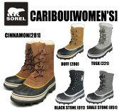 ソレル SOREL カリブー ボアブーツ スノーブーツ レディース SOREL CARIBOU 5 Colors NL1005