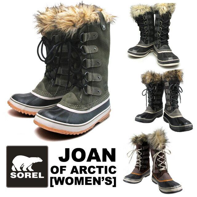 ソレル SOREL ジョアンオブアークティック ファーブーツ スノーブーツ レディース JOAN OF ARCTIC 5 Colors NL1540 送料無料!