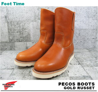 In 2011 reissue model Irish setter Golda set stock Red Wing Irish setter Pecos REDWING 9866 PECOS BOOTS GOLD RUSSET review promise sucker supplies gift planning underway!