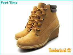 ティンバーランド アムストン 6インチ ブーツ ウェッジソール TIMBERLAND AMSTON 6INCH BOOT WEDGESOLE アースキーパーズ EARTHKEEPERS 8251A ウィート WHEAT レディース ブーツ ヌバック  『送料無料』