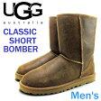 アグ メンズ クラシック ショート ボンバーUGG MENS CLASSIC SHORT BOMBER BJCE 5984 送料無料