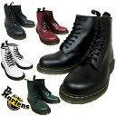 ドクターマーチン 8ホールブーツ 5カラー Dr.MARTENS 1460 8EYE BOOT 5color BLACK/CHERRYRED/WHITE/GREEN/NAVY 11822006/2600/2100/2207/10072410 メンズ ユニセックス ブーツ  送料無料