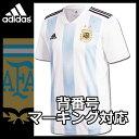アルゼンチン代表 ホーム 2018 半袖adidas アディ...