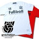 gravitation Football Tシャツ ドイツ