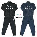 AGLA(アグラ)スウェット上下セット AG1096W