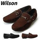 ウィルソン 8806 メンズドライビングシューズ Wilso...