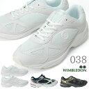 ウィンブルドン 038 メンズスニーカー WIMBLEDON...
