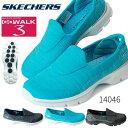 【送料無料】 スケッチャーズ 【レディース】ゴーウォーク Skechers GOWALK 3 SUPER SOCK 3 14046 レディーススニーカー 軽量 ウォーキング スリッポン