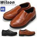 メンズ ビジネスシューズ Wilson ウィルソン 1602...
