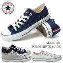 【送料無料】 コンバース オールスター ポロシャツ TC OX CONVERSE ALL STAR POLOSHIRTS TC OX レディース スニーカー (16SS)