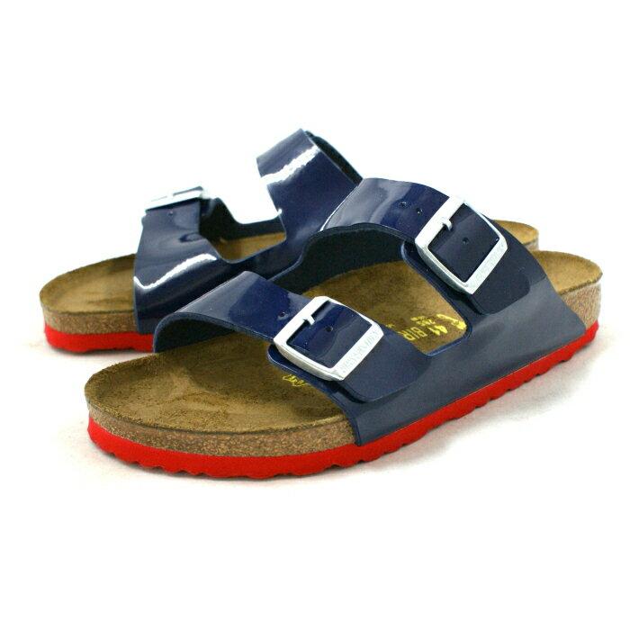 birkenstock arizona blue sandals