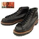 【SALE:50%OFF】 チペワ ブーツ CHIPPEWA 1901G42 5-inch lace-to-toe field boots [Black] フィールドブーツ Vibram ビブラム 正..