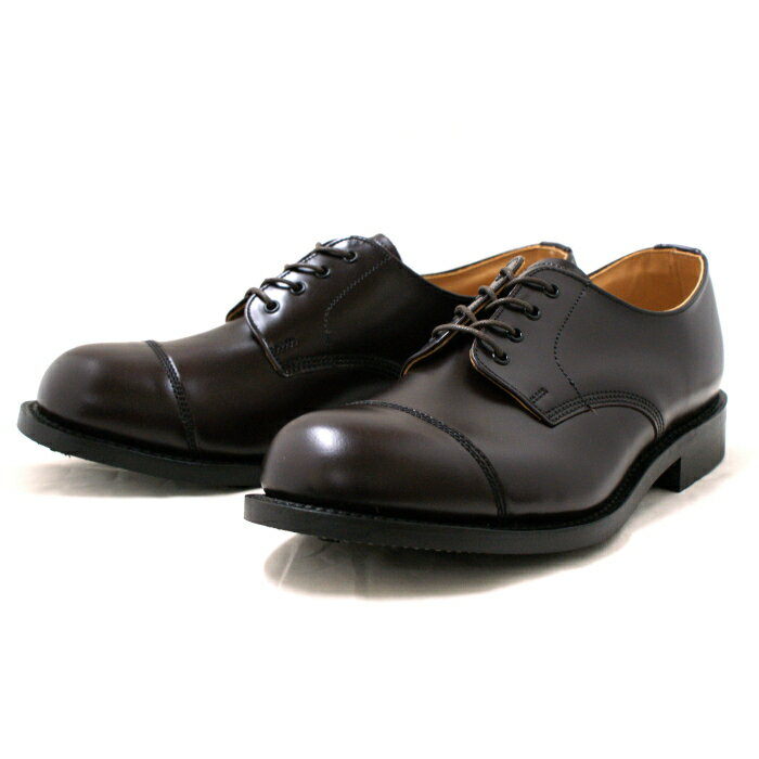 Military Oxford Shoes for Men