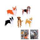 【ネコポス 200円】ワッペン IRON-ON PATCHES Lサイズ カクタス 犬 猫 アップリケ/cat/dog/cactus/5点セット