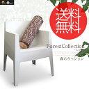 クッション Forest Collection Log (フォレストコレクション/ログ) merow