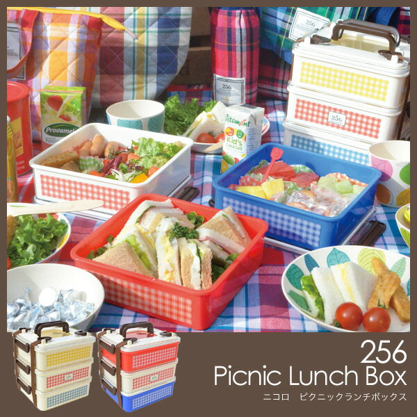 foranew rakuten global market 256 lunch box picnic lunch box 3 steps splitting hairs with. Black Bedroom Furniture Sets. Home Design Ideas