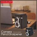 【あす楽】カメラ ペンシル シャープナー 鉛筆削り 手動 キッカーランド
