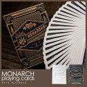 トランプ MONARCH PLAYING CARDS モナークプレイングカード theory11 USA【楽ギフ_包装】