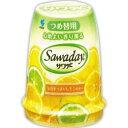 Sawaday 気分すっきりレモンの香り つめ替用 140g