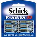 シック プロテクター3D 替刃 8個入