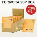 FORIVORA 20P BOX 緑茶 健康茶 中国茶 ハーブティー フレーバーティー 紅茶 日本茶 ギフト プレゼント 贈り物 ご挨拶 フォリボラ